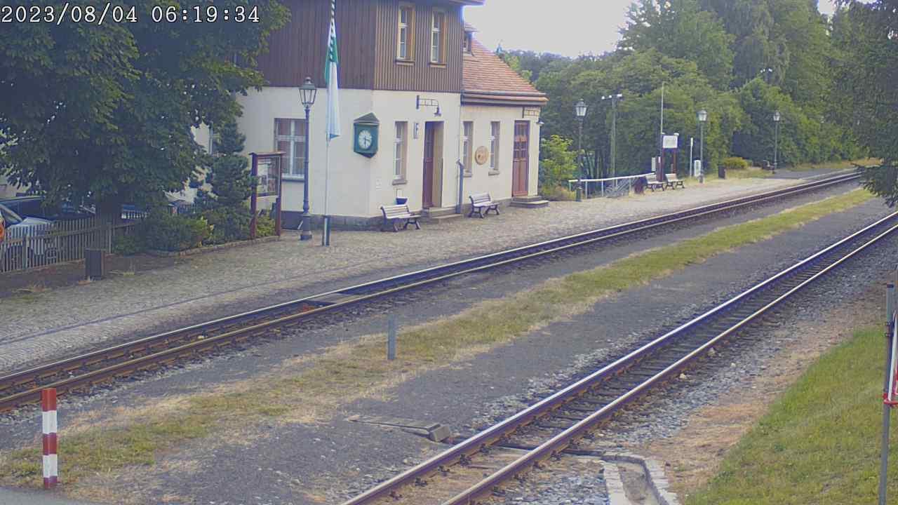Bahnhof Jonsdorf | aktualisiertes Bild