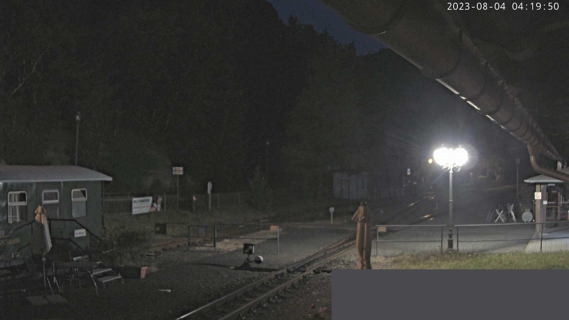 Bahnhof Oybin | aktualisiertes Bild