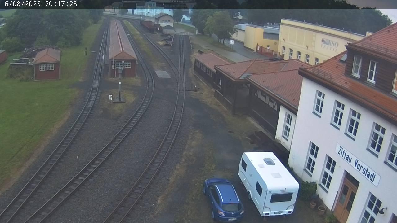 Bahnhof Zittau Vorstadt | aktualisiertes Bild