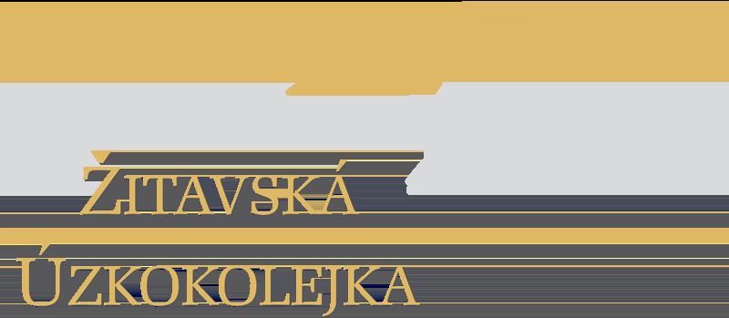 Logo ŽITAVSKÁ ÚZKOKOLEJKA